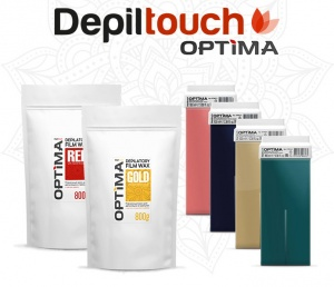 Новая серия восков Depiltouch Optima