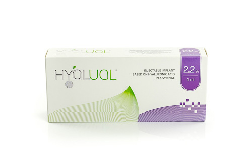 Hyalual 2.2% - Редермализант (Гиалуаль)